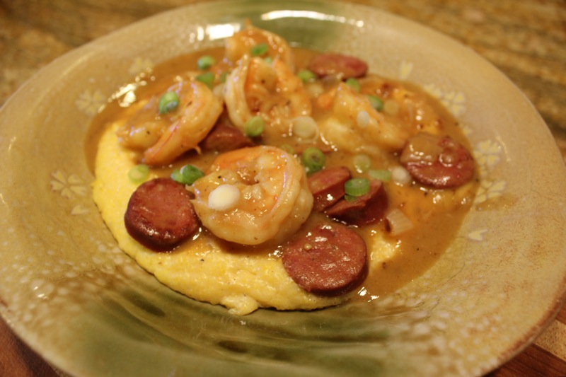 Shrimp and Grits - Lake Lure Cottage KitchenLake Lure ...