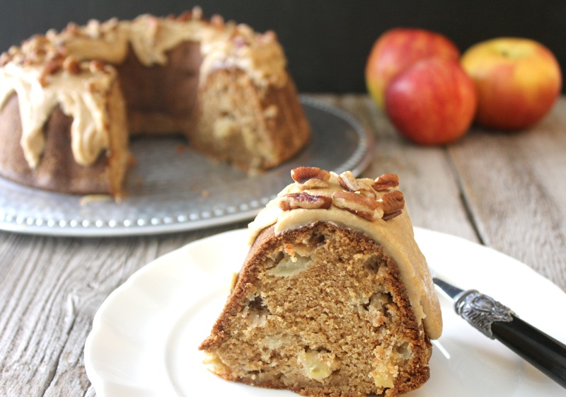 Wednesday Chef Apple Cake