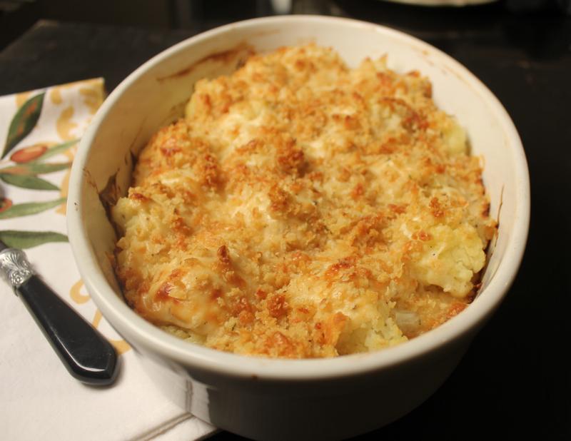 Cauliflower Gratin 2
