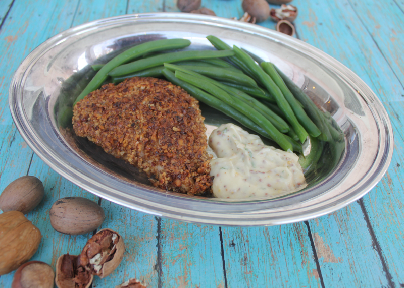 Pecan Crusted Chicken 1
