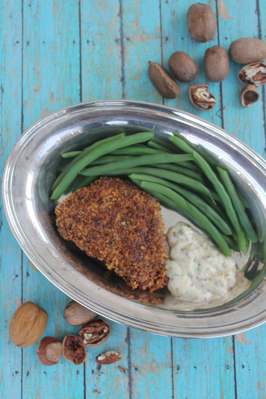 Pecan Crusted Chicken 2