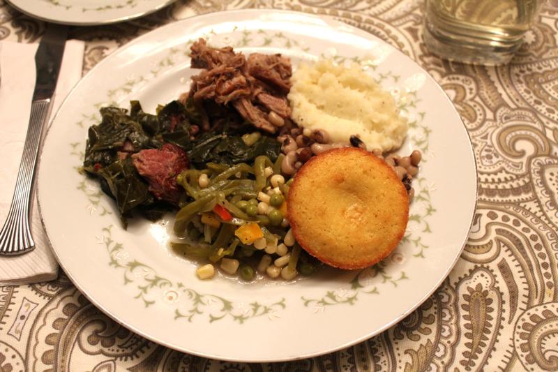 New Years Dinner 2014