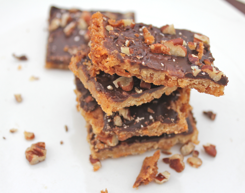 Chocolate Shortbread Bars 3