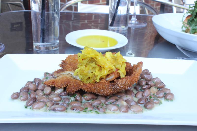 Fig Pork Schnitzel