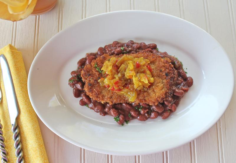 Pork Schnitzel 3