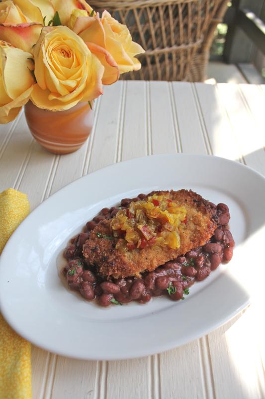 Pork Schnitzel V