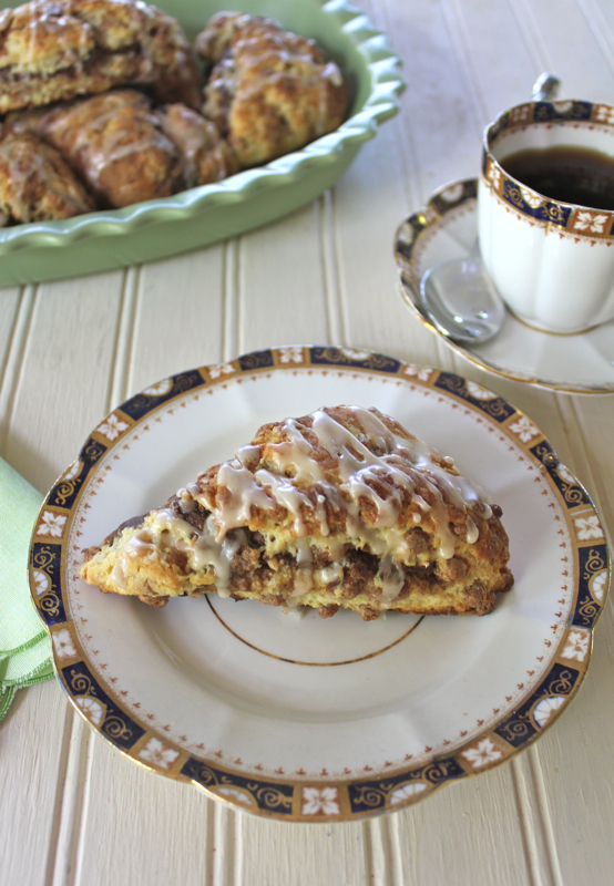 Triple Cinnamon Scones V