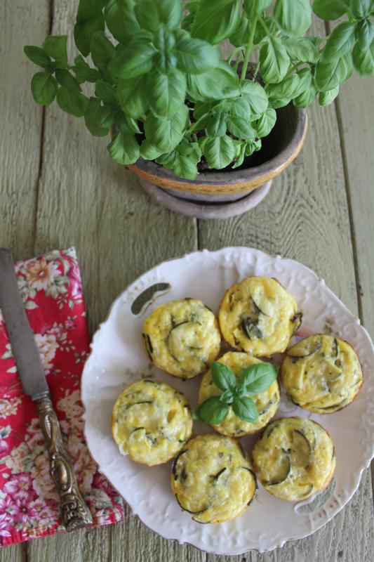zucchini flans 2V