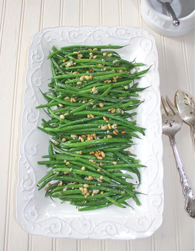 Green Beans Gremolata 2V