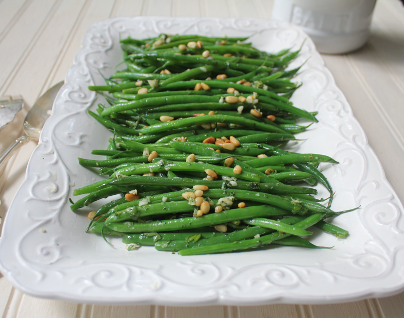 Green Beans Gremolata 3
