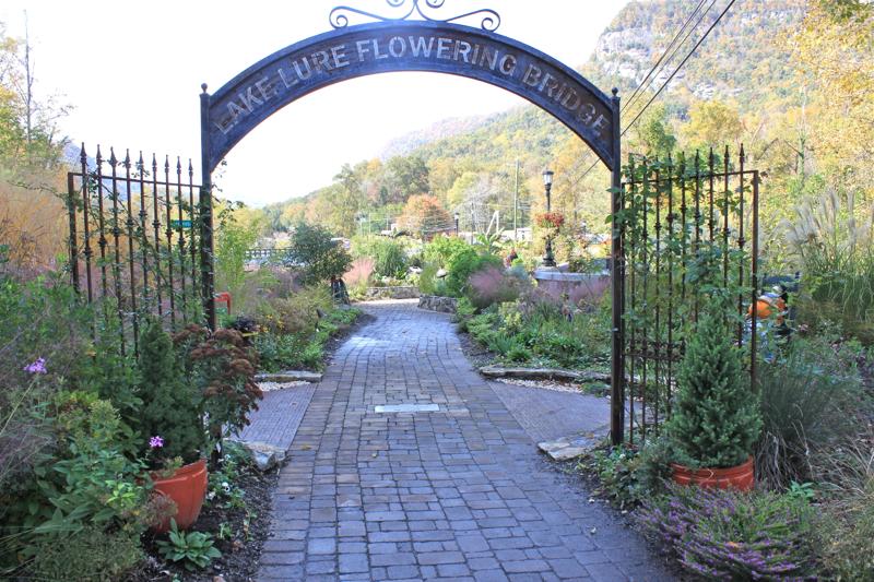 Flowering Bridge Gateway