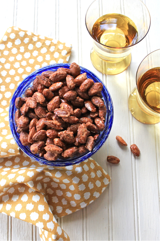 Sugar Spiced Nuts 3V