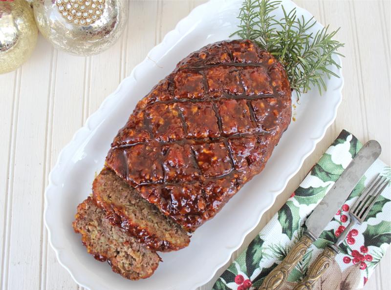 Ham Loaf 1