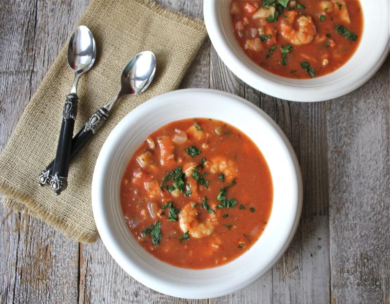 Venetian Fish Soup 1