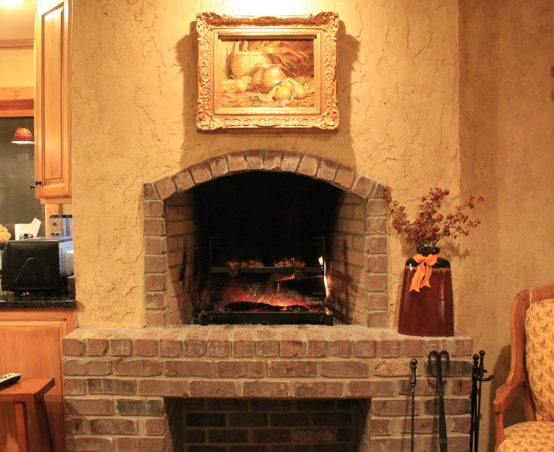 Lake Lure Fireplace