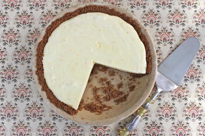 Lemon Chiffon Pie 1