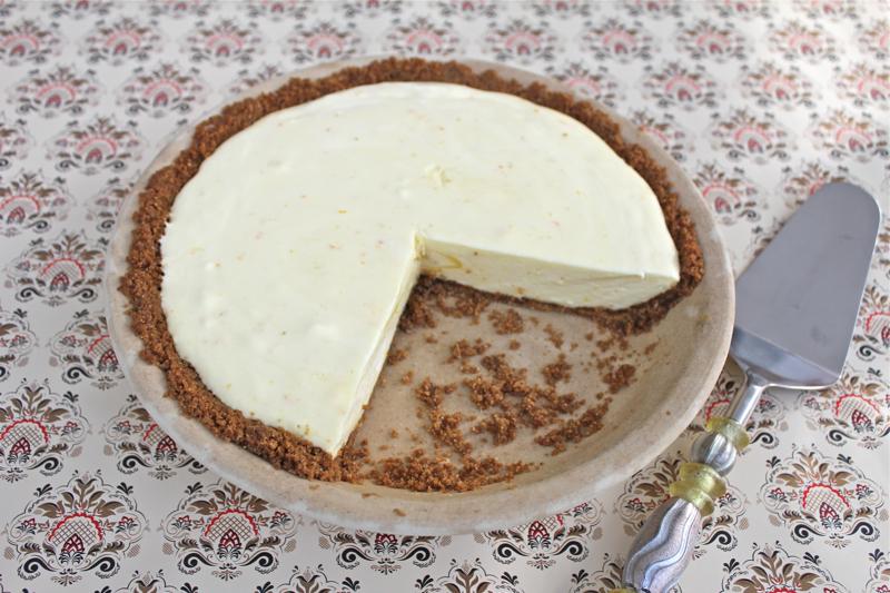 Lemon Chiffon Pie 2