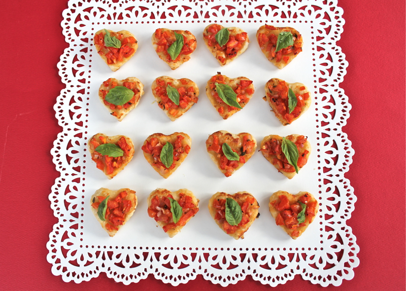 Puff pastry hearts edited