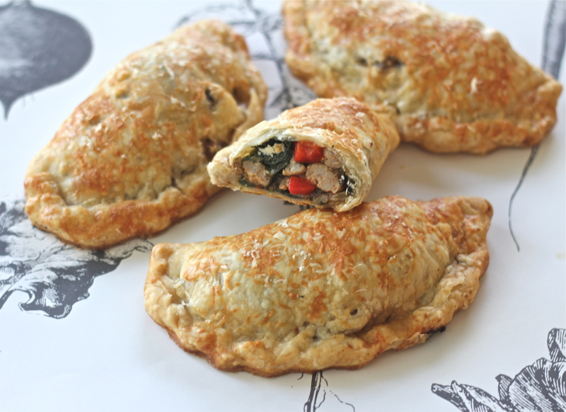 Sausage Turnovers 1