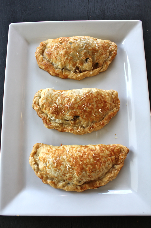 Sausage Turnovers 4V