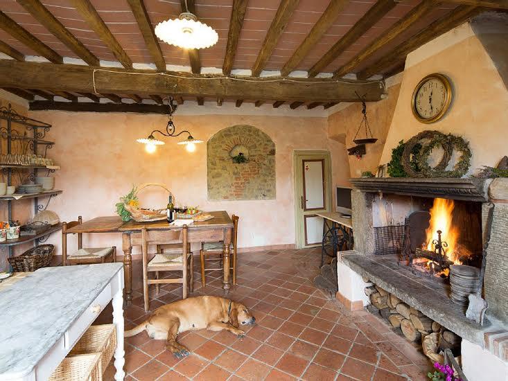 Tuscany Fireplace
