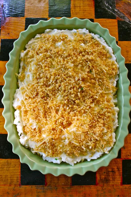 Potato Casserole 2v