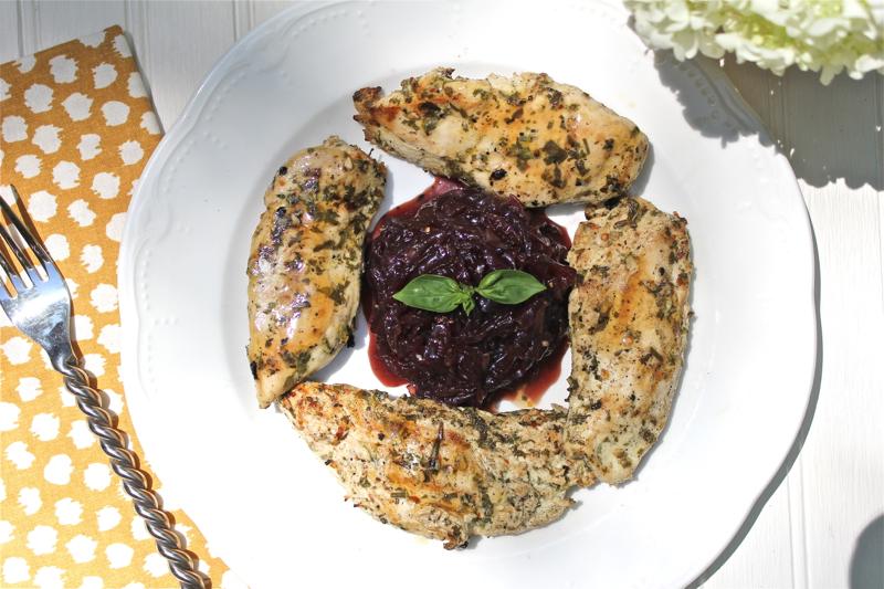 Grilled Herb Chicken 1