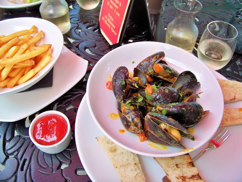 Passerelle Bistro Mussels