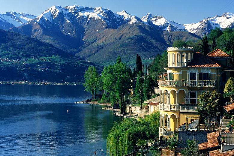 Italy, Lake Como