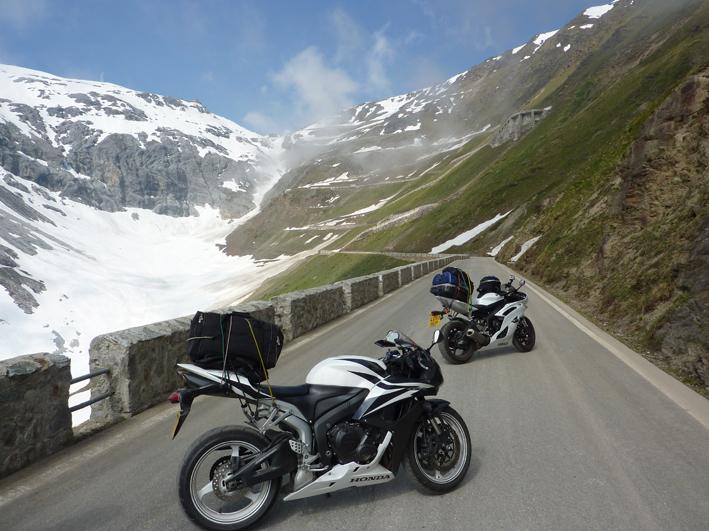 Italy, Stelvio-Pass