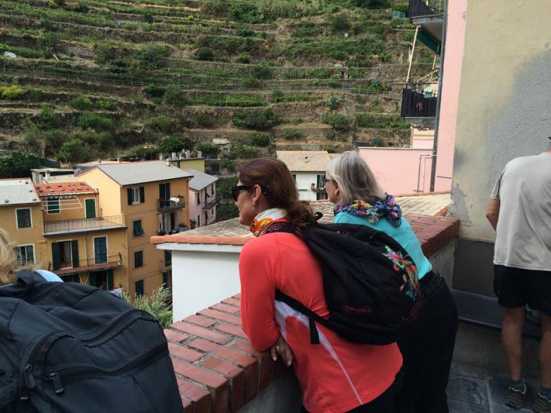 Cinque Terre T and P
