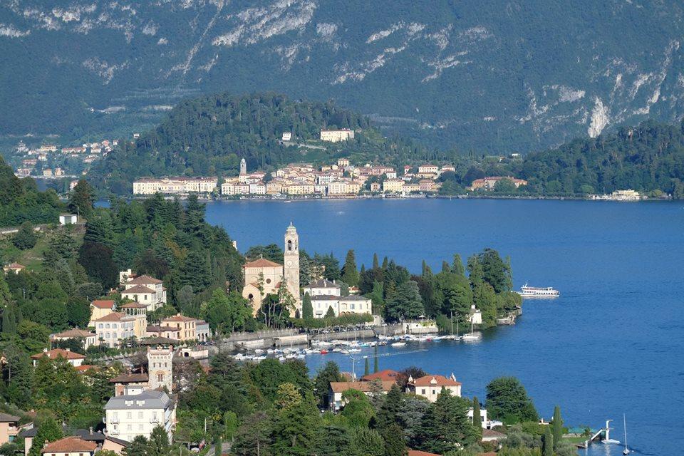 Lake Como, Long View