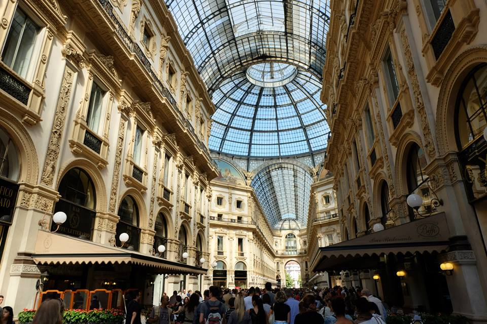 Milan, Arcade L