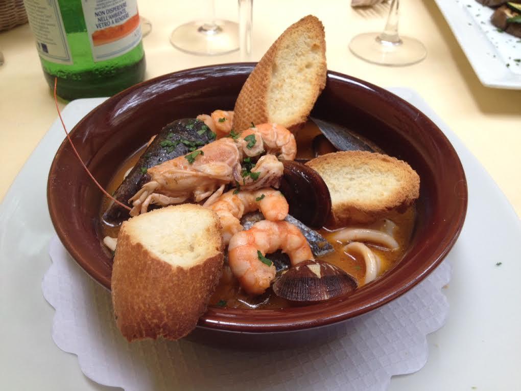 Poste Vecie Fish Soup 2