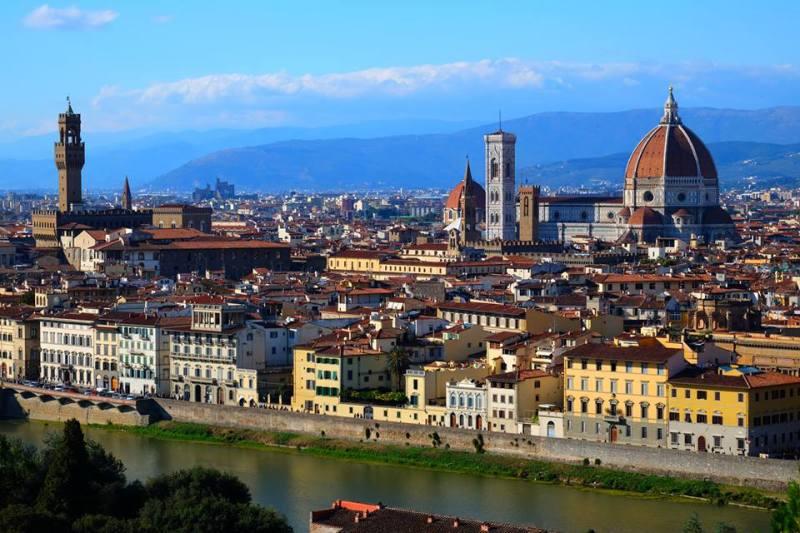 Florence skyscape