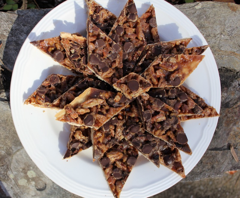 Pecan triangles 1