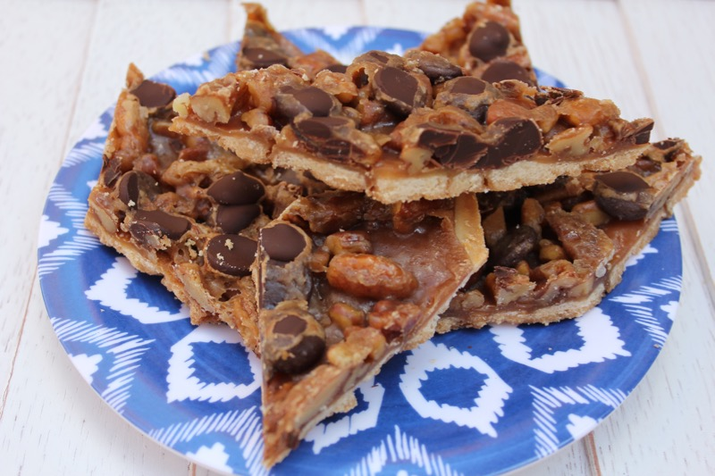 Pecan triangles 2