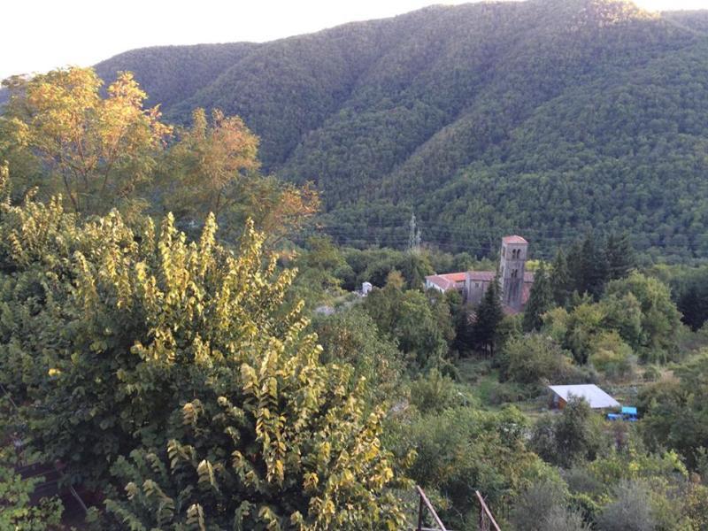 Tuscan Villa 2 View