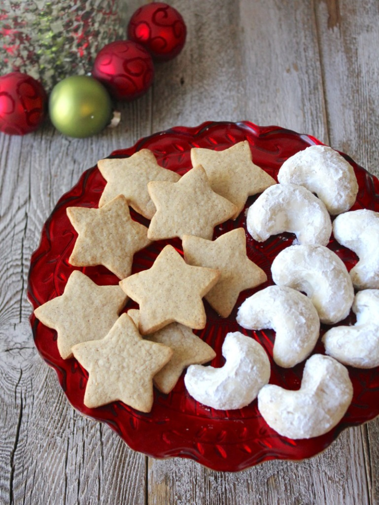 Moom and Stars Cookies 5V