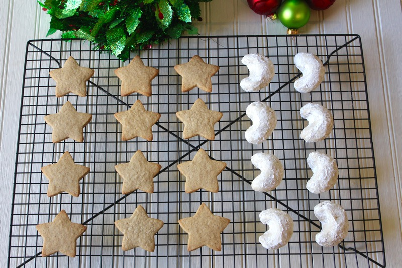 Moon and Stars Cookies 1