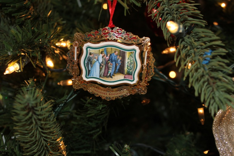 White House Ornament 2011