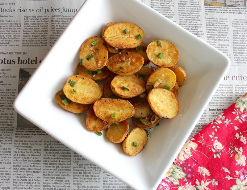 Salt and Vinegar Potatoes 1