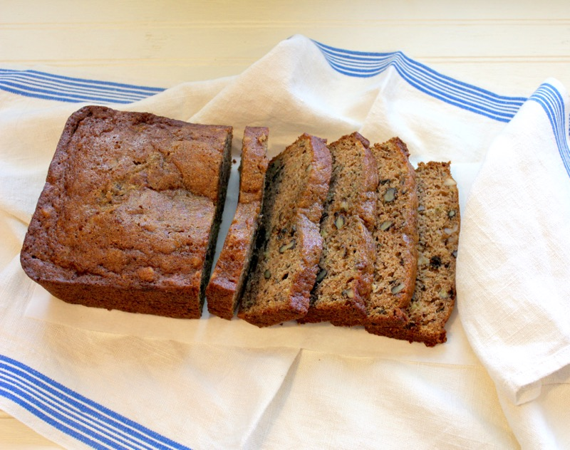Banana Bread with Walnuts 2