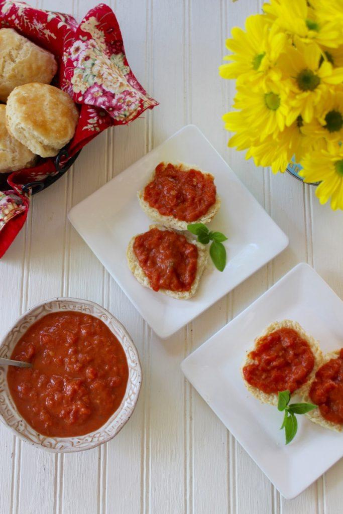 Tomato Gravy 2V