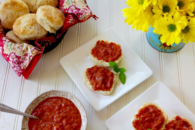 Tomato Gravy 4