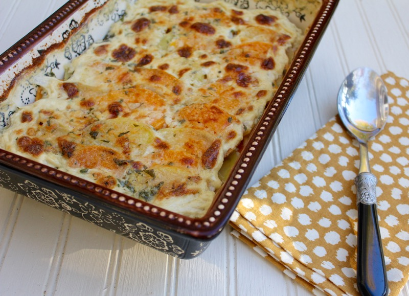 Two Potato Gratin 3