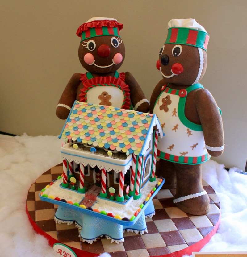 Gingerbread Dolls