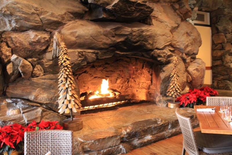 Grove Park Inn Fireplace