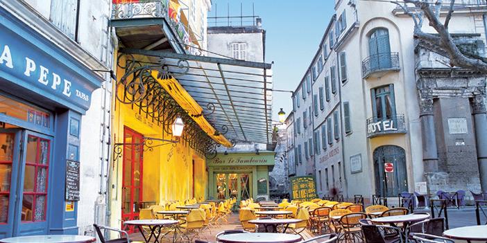 Arles on Cruise