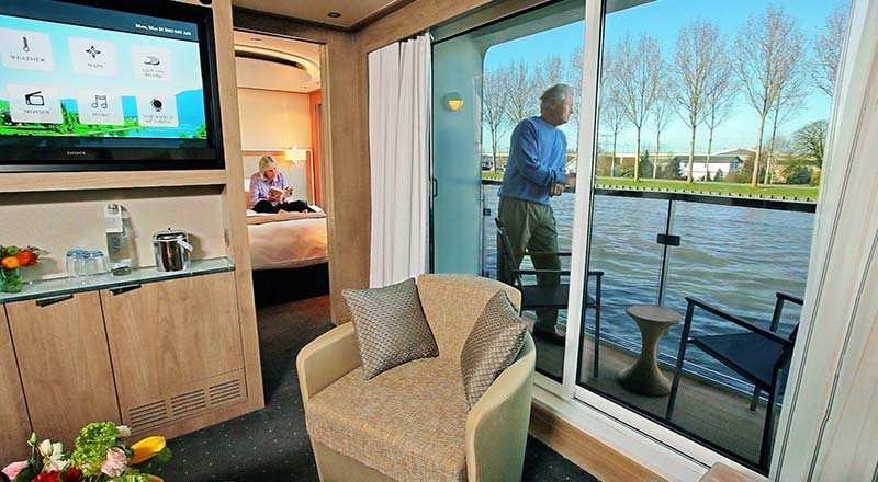 Veranda Suite Viking